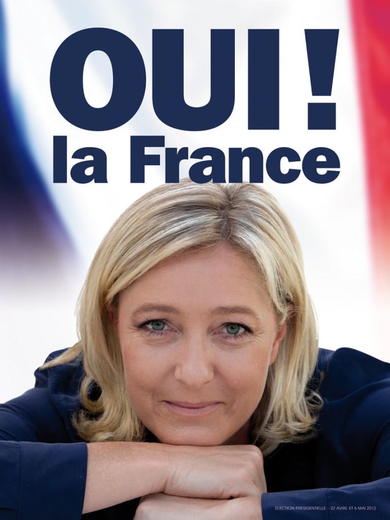 The resistible rise of Marine Le Pen dans CREATION marine-le-pen
