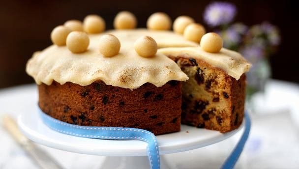 simnel cake | word histories