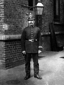 a London policeman