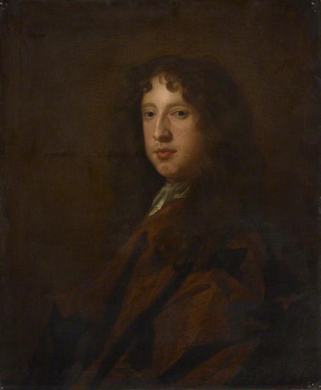 NPG 766; Roger North after Sir Peter Lely