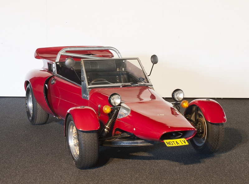 Prototype for RT Series Nota Type IV 'Fang' sports racing car, Nota Engineering, Parramatta (Australia) 1971